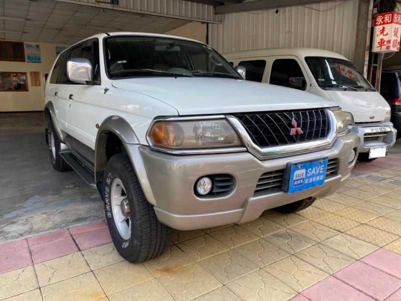00年16萬日本進口三菱吉普車_201104_