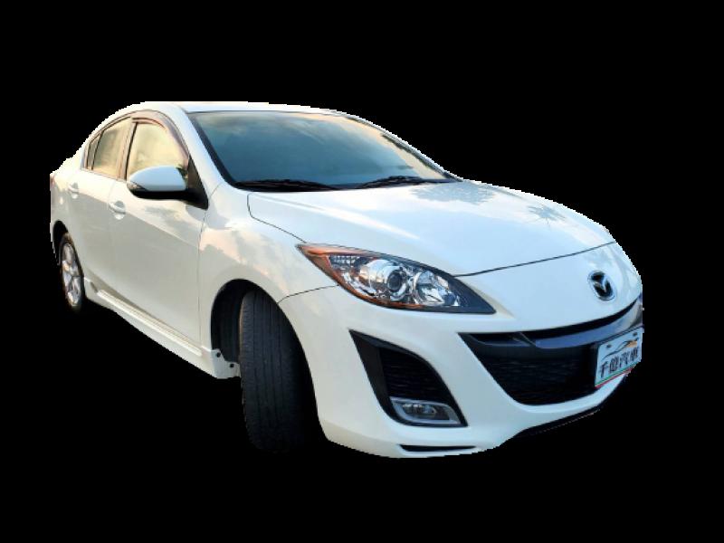 2010 Mazda 3 4D 1.6 頂級型