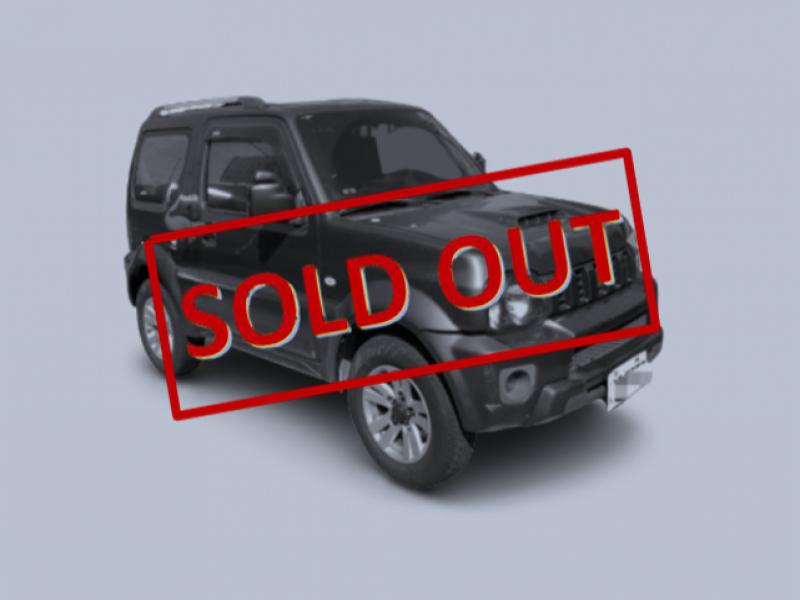 2013 Suzuki Jimny 1.3